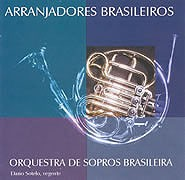 Arranjadores Brasileiros – Banda Sinfônica do Conservatório de Tatuí