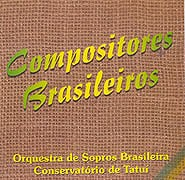 Compositores Brasileiros – Banda Sinfônica do Conservatório de Tatuí
