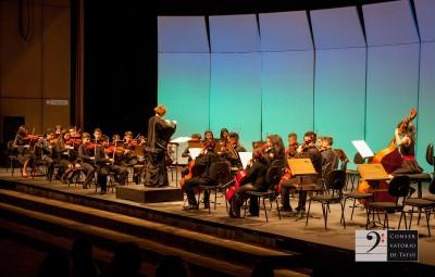 Orquestra de Cordas Infantil do Conservatório de Tatuí