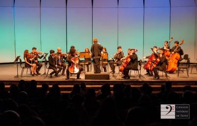 Orquestra de Cordas Juvenil do Conservatório de Tatuí