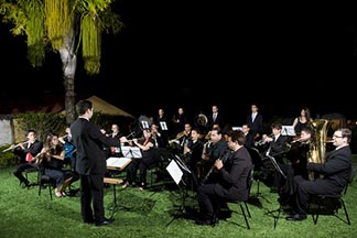Banda Sinfônica Jovem do Conservatório de Tatuí em São José do Rio Pardo