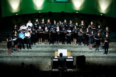 Coro Infantil do Conservatório de Tatuí