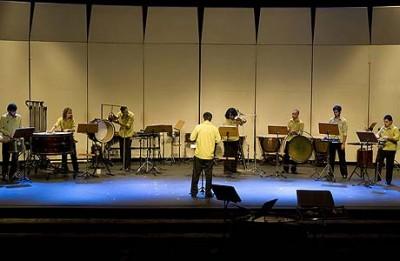 Grupo de Percussão Jovem do Conservatório de Tatuí