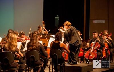 Orquestra de Cordas Infantojuvenil do Conservatório de Tatuí