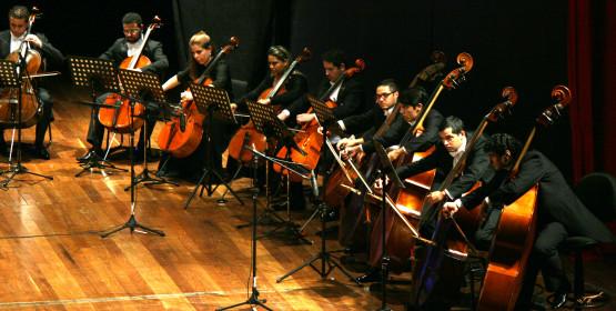 Filarmônica de Goiás realiza apresentação no Conservatório de Tatuí