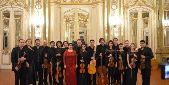 Orquestra Barroca do Amazonas é atração no Conservatório de Tatuí, dia 3