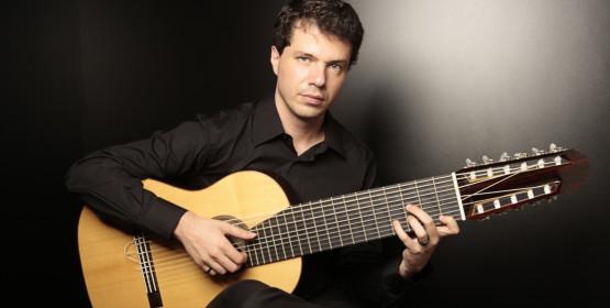Conservatório de Tatuí recebe violonista Daniel Murray