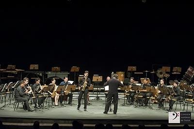 Grupo de Saxofones do Conservatório de Tatuí