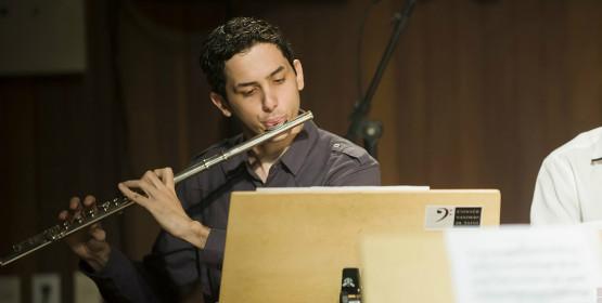 Conservatório de Tatuí sedia recital de flauta na terça, 13