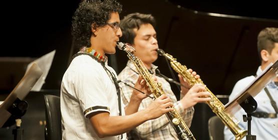 Recitais de clarinete e saxofone são atrações gratuitas na próxima semana