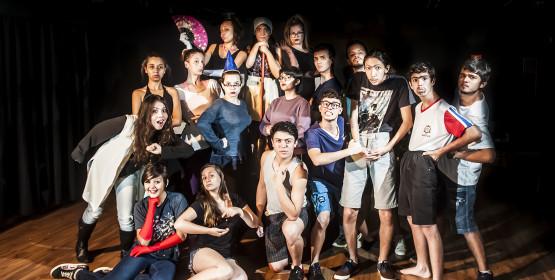 Mostra reúne 10 espetáculos de teatro no Conservatório de Tatuí