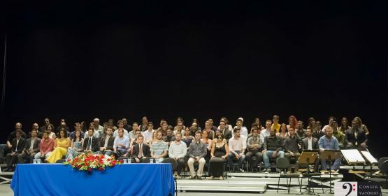 Conservatório de Tatuí forma 200 alunos em cerimônia oficial