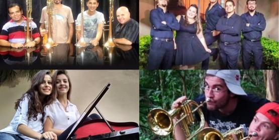 Recital de Música de Câmara apresenta os melhores grupos da área no Conservatório de Tatuí