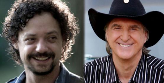 Chico Teixeira e Sérgio Reis fazem única apresentação no Conservatório de Tatuí