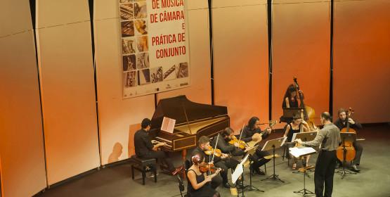 Conservatório de Tatuí sedia Semana de Performance Histórica