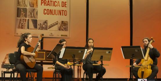 Grupo de Performance Histórica Jovem faz concerto gratuito, dia 9