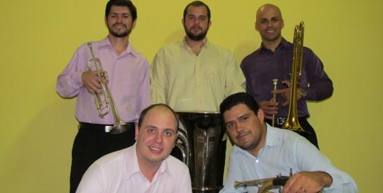 Quinteto Goitacá é atração gratuita no Conservatório de Tatuí, dia 24