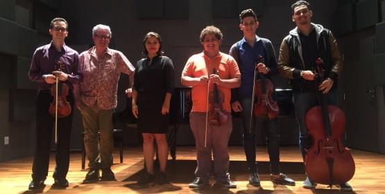 Conservatório de Tatuí recebe grupo da Escola Municipal de Música de São Paulo