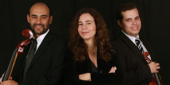 'Musicum Trio' é atração gratuita no Conservatório de Tatuí, dia 20