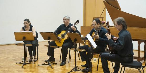 Camerata de Violões do Conservatório de Tatuí faz concerto, dia 29
