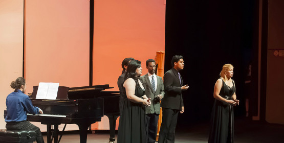 'Gala Lírica' traz árias de grandes óperas e trechos de musicais da Broadway no Conservatório de Tatuí