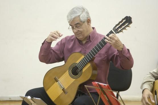 Professor do Conservatório de Tatuí é convidado novamente para o Festival de Violão de Koblenz