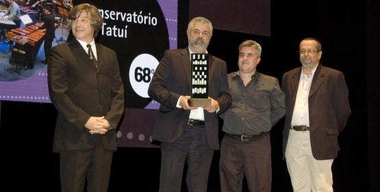 Com 68% dos votos, Conservatório de Tatuí conquista o Prêmio Governador do Estado