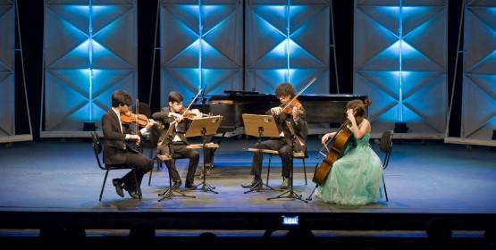 Quarteto Copains vence o nível básico do 9º Prêmio de Incentivo à Música de Câmara