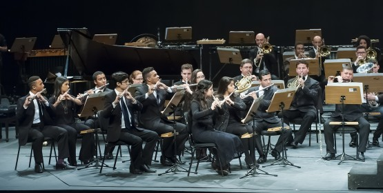 Banda Sinfônica da Escola Municipal de Música de São Paulo realizará concerto no Seminário de Regência do Conservatório de Tatuí