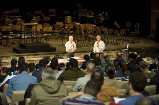 5º Seminário de Regência do Conservatório de Tatuí reúne 250 pessoas
