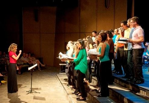 Jornada de Regência apresenta Coros de Câmara e Sinfônico Jovem do Conservatório de Tatuí