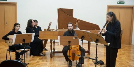Grupo de Performance Histórica do Conservatório de Tatuí faz concerto no CEU das Artes