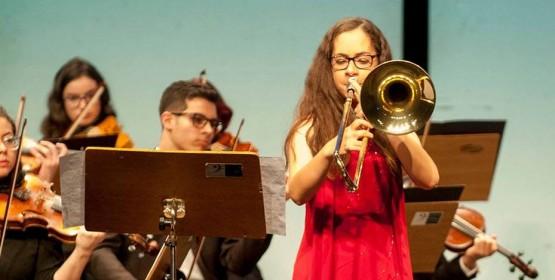 Conservatório de Tatuí realiza Recital de Trombone