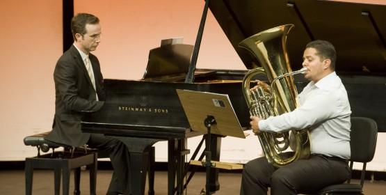 Recital de pianistas correpetidores reúne alunos e professores do Conservatório de Tatuí