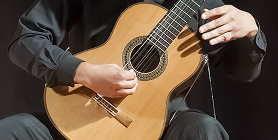 Conservatório de Tatuí realiza audição de violão clássico