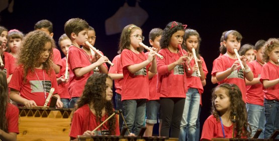 Conservatório de Tatuí abre novas vagas para cursos infantis em 2018