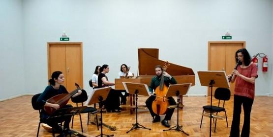Conservatório de Tatuí realiza recitais de performance histórica e piano