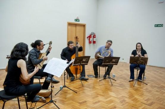 Grupo de Performance Histórica faz concerto no Museu Paulo Setúbal