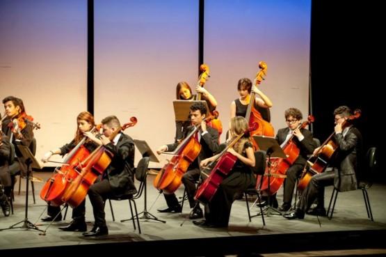 """Concerto """"Música que aquece"""" reúne três orquestras para arrecadar agasalhos"""