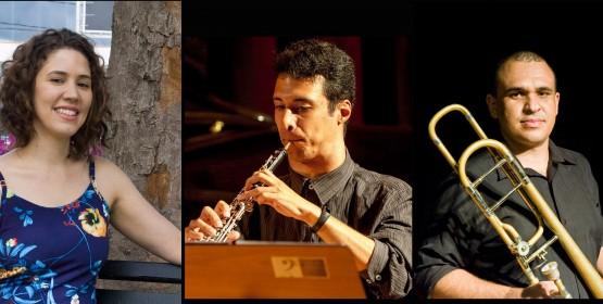 Conservatório de Tatuí realiza recitais de Canto, Oboé e Trombone