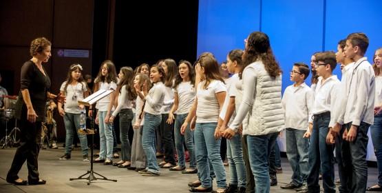 Grupos de cordas, percussão e coros apresentam-se no Conservatório de Tatuí