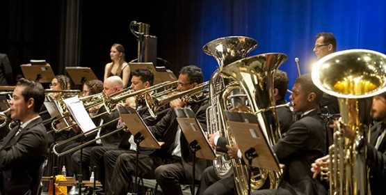 Música e teatro agitam Conservatório de Tatuí