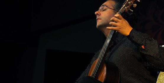 Conservatório de Tatuí promove recital com o violonista Paulo Inda