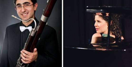 Recital de Fagote e Piano anima Salão Villa-Lobos nesta sexta