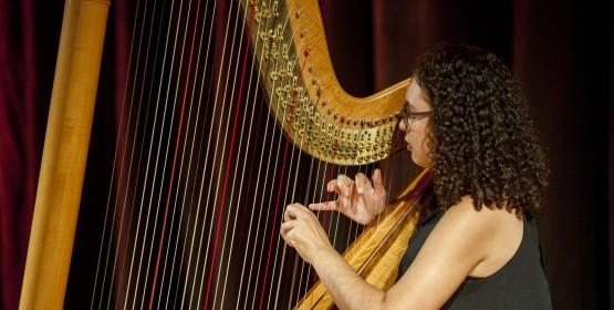 Conservatório de Tatuí realizar Recital Harpeando