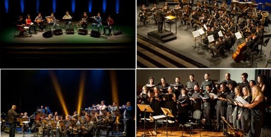 Circuito Cultural leva música para dez cidades da região