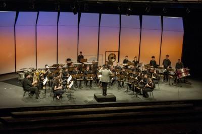 Banda Sinfônica Infantojuvenil do Conservatório de Tatuí
