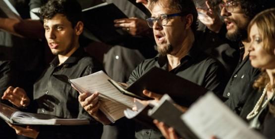 Coro do Conservatório de Tatuí interpreta músicas sacras