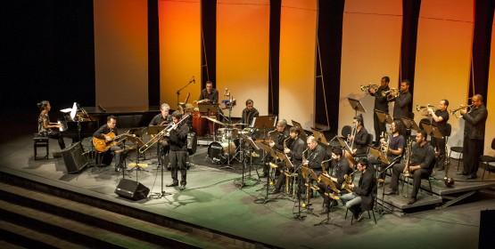 Big Band do Conservatório de Tatuí homenageia Maestro Branco