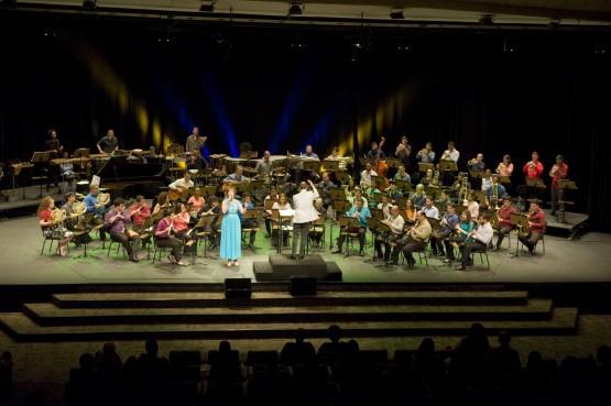 Banda Sinfônica, Big Band e Jazz Combo do Conservatório de Tatuí apresentam-se no Centro Hípico neste fim de semana